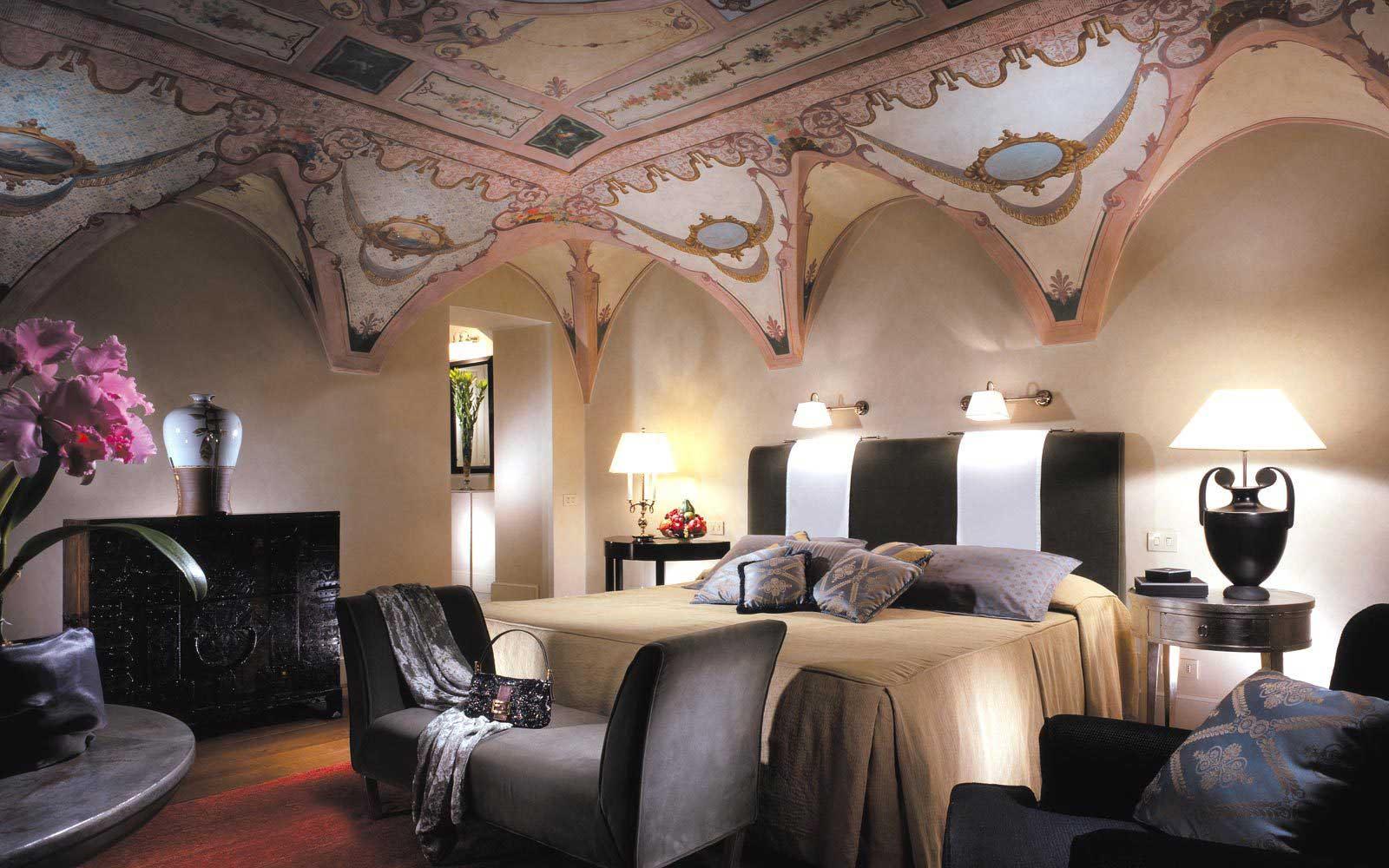 5 Star Hotel In Rome Grand Hotel De La Minerve