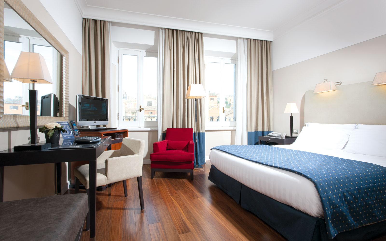 Grand Hotel De La Minerve Classic Room
