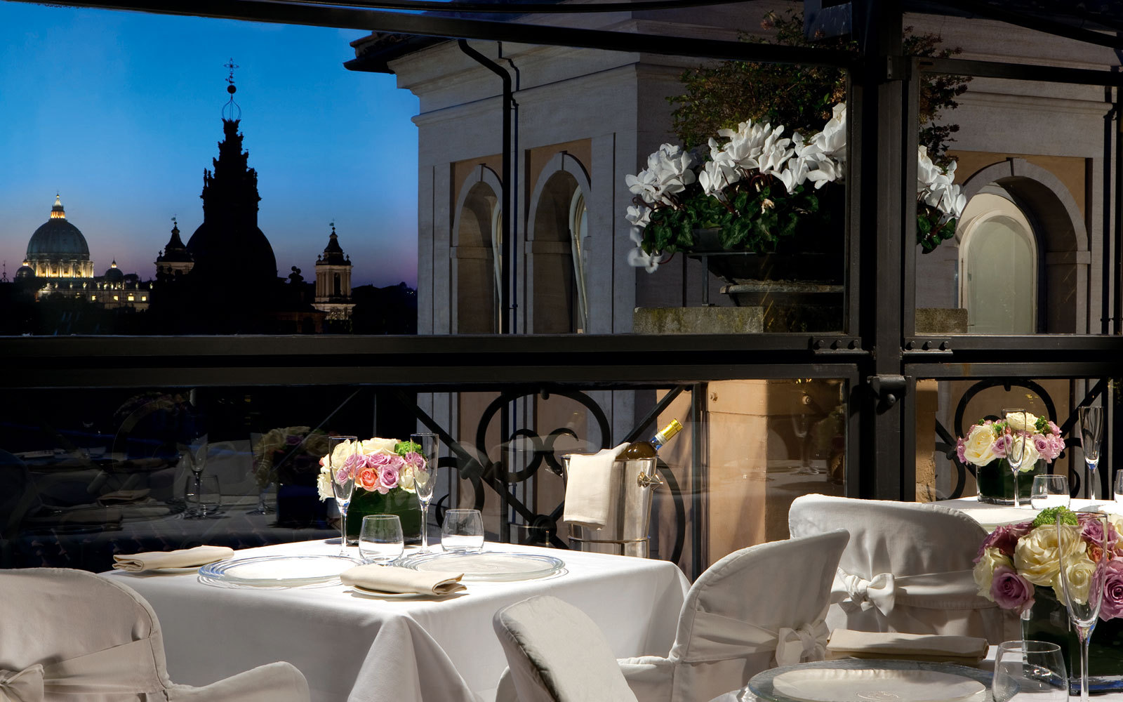 5 Star Hotel in Rome - Grand Hotel de La Minerve - Official Website ...
