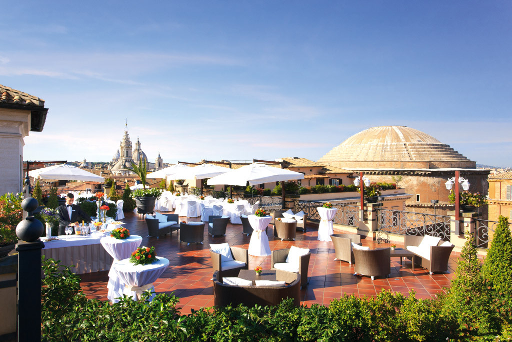 Grand Hotel Minerva Rome