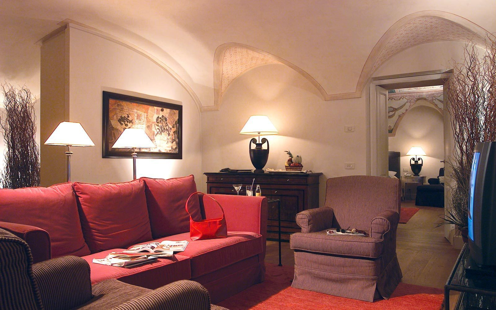 Hotel Stars Luxury In Rome Suite Stendhal Grand De La Minervesuite