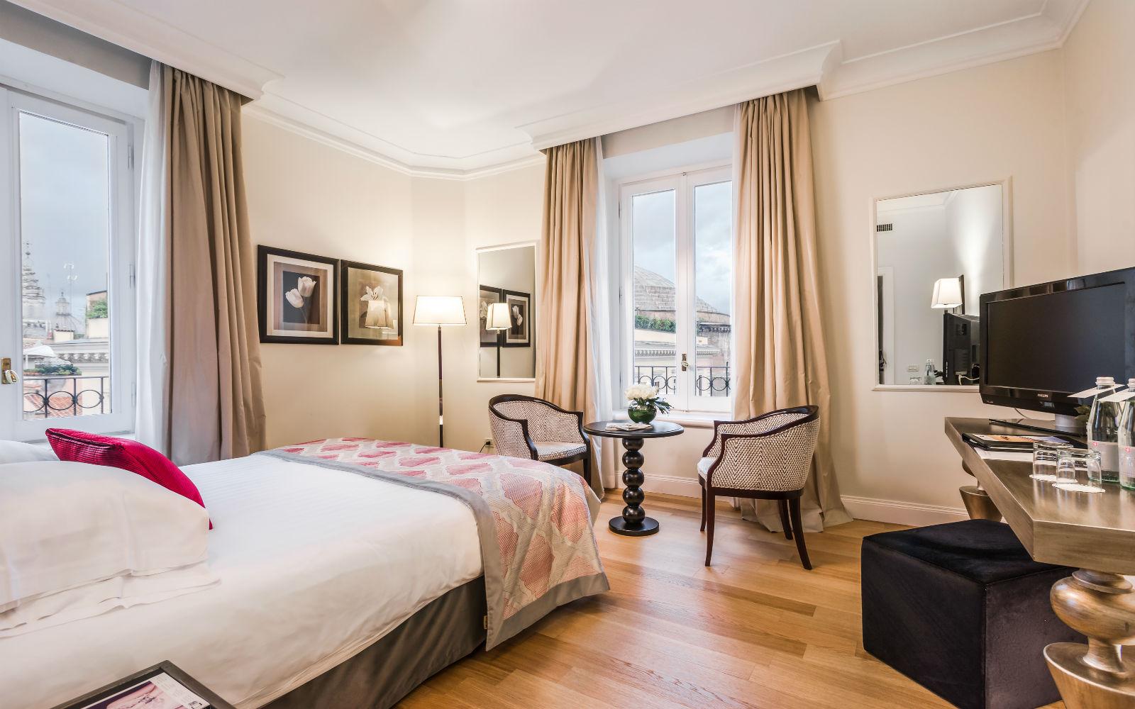 Grand Hotel De La Minerve Junior Suite